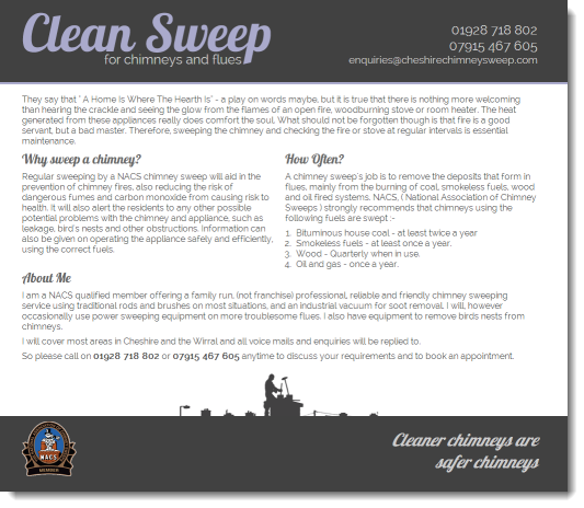 Clean Sweep Website
